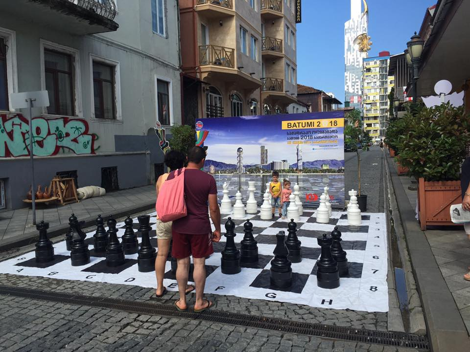 Olimpiada De Ajedrez 2018 En Batumi Chessbase