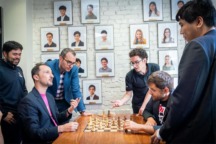 Noticias de ajedrez   ChessBase