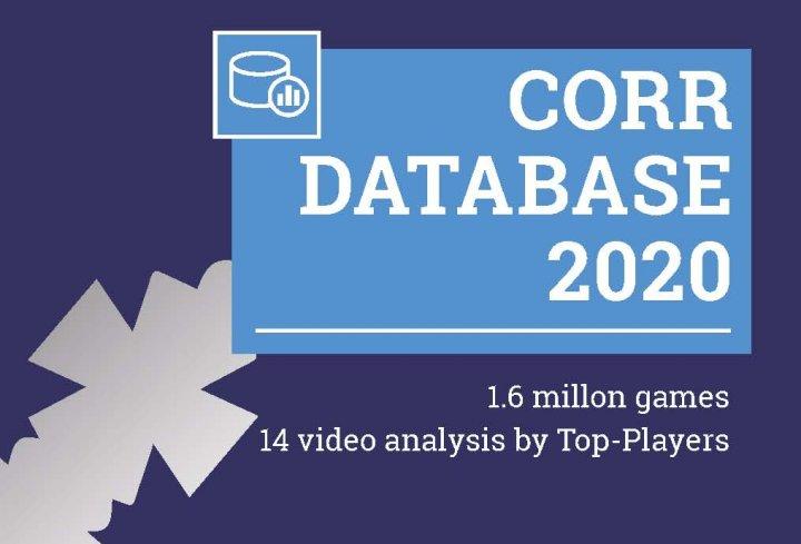 ¡NUEVO! Corr Database 2020   ChessBase