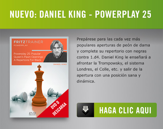 Daniel King Powerplay 25