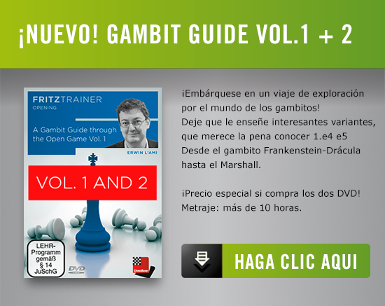 L'ami Gambit Guide Vol 1 y 2