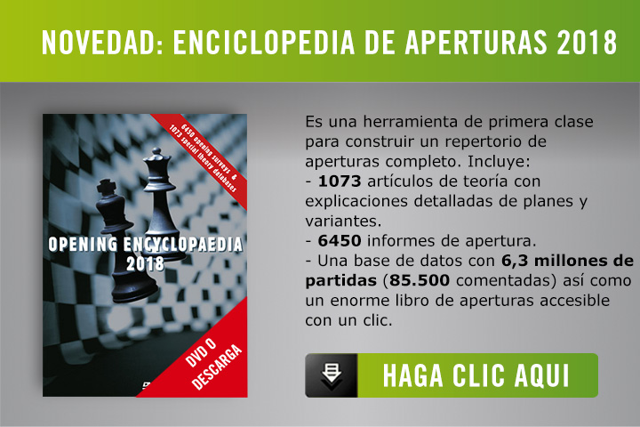 Encyclopedia de aperturas 2018
