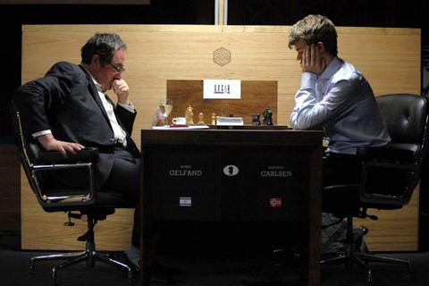 Gelfand vs Carlsen