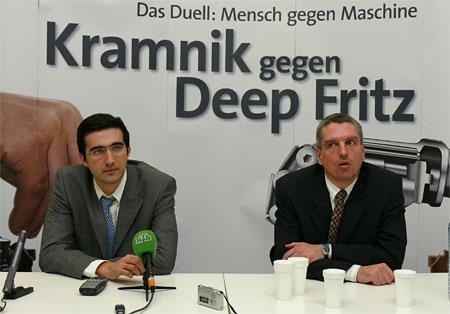 Kramnik y Feist
