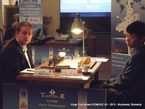 Ajedrez en Vivo: Torneo Regilor 2013