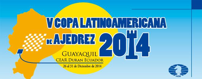 Cuban Bruzon Unbeaten in Chess Latin Cup