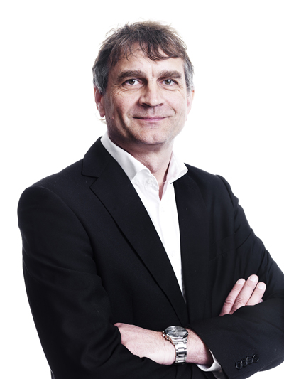 Kjell Madland, fundador y director de Altibox (Foto: Altibox Norway Chess)