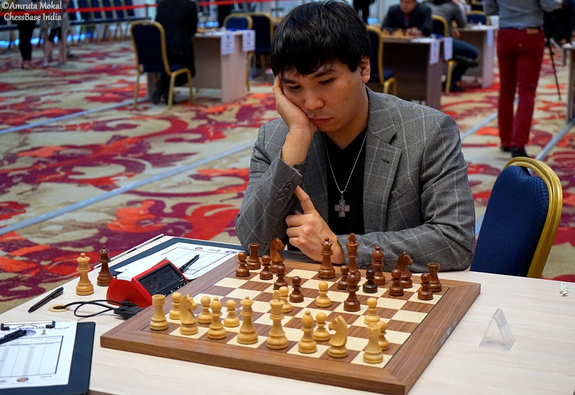 Wesley So y Paco Vallejo