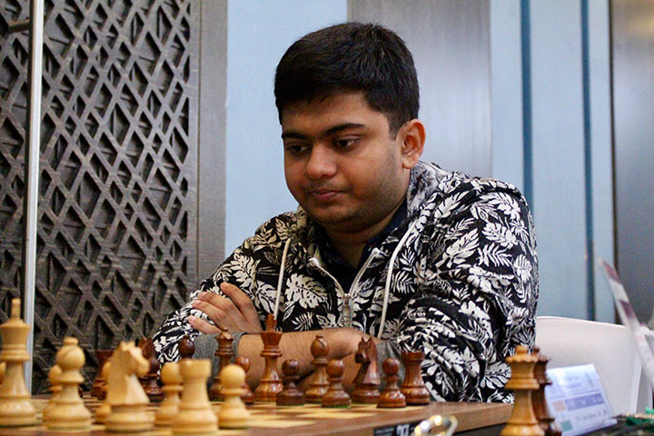 19-year-old Diptayan Ghosh hails from Kolkata, India