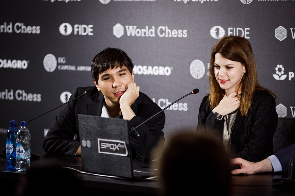 Wesley So | Foto: World Chess