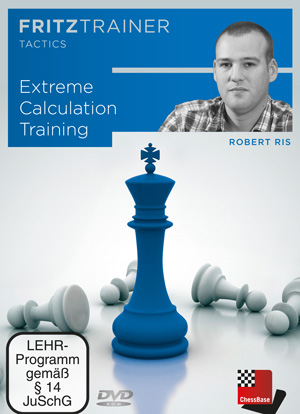 DVD Robert Ris - Extreme Calculation Training