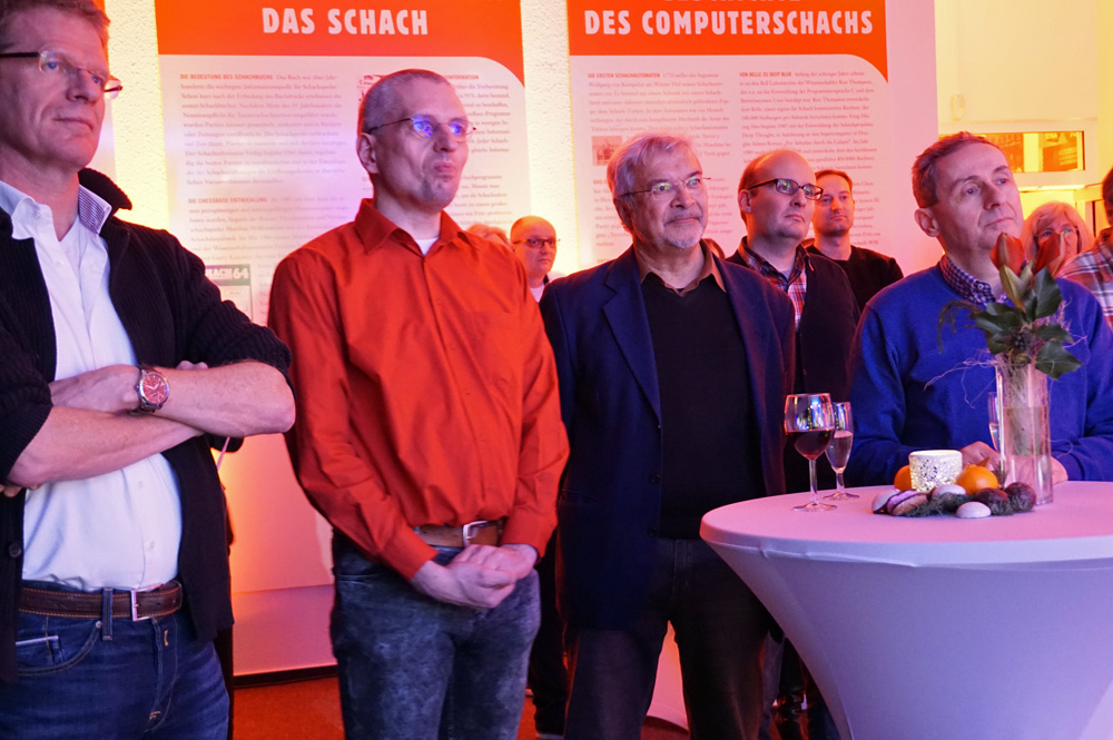 Mathias Wüllenweber, Mathias Feist, Frederic Friedel, Ben Bartels, Pascal Simon, Rainer Knaak