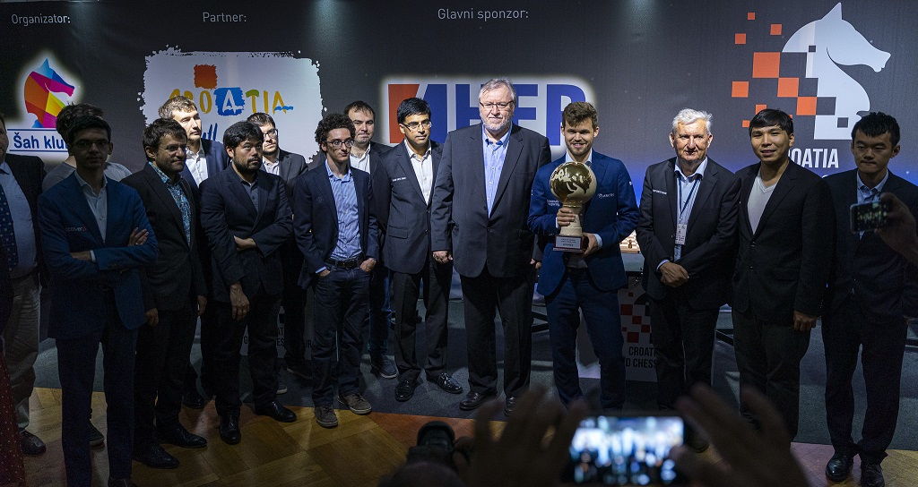 Zagreb Grand Chess Tour 2019