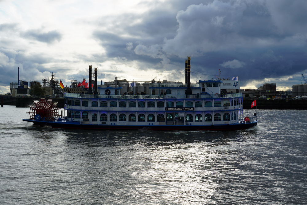 El Mississippi Queen