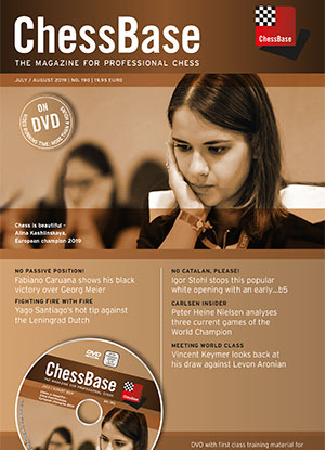ChessBase Magazin no. 190