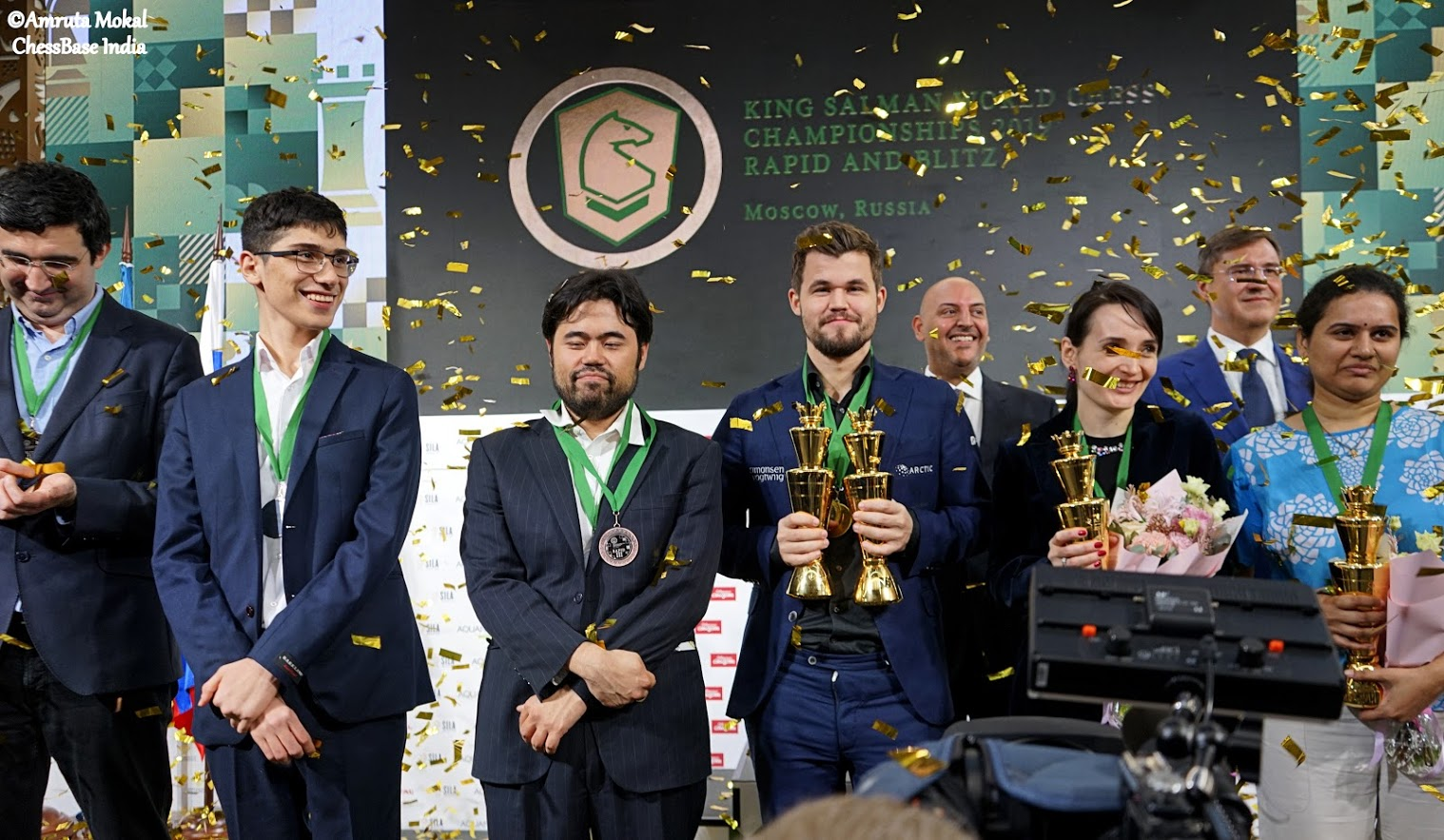 World Rapid and Blitz Chess Championships 2019