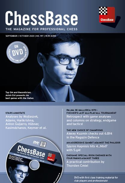 ChessBase Magazine #197