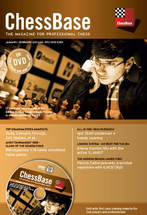 ChessBase Magazine no. 199